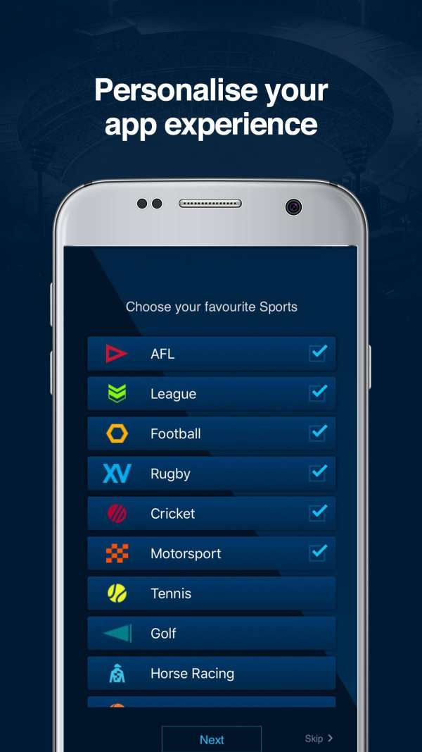Fox Sports - AFL, NRL & Sports screenshot 4