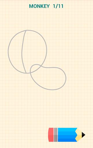 How to Draw Animals 3 تصوير الشاشة