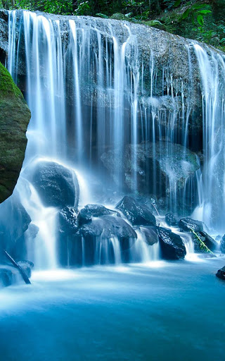 Wild Waterfalls Live Wallpaper screenshot 1