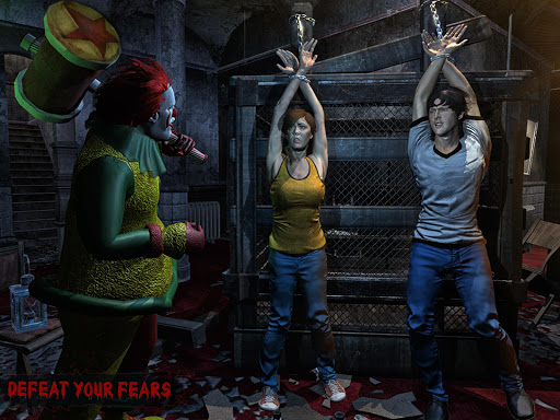 Horror Clown Survival - Scary Games 2020 screenshot 8
