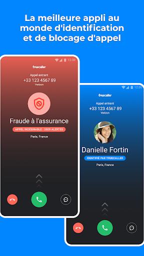 Truecaller : identification d'appel & anti-spam screenshot 1