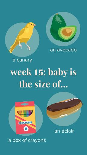 Ovia Pregnancy Tracker: Baby Due Date Countdown 8 تصوير الشاشة