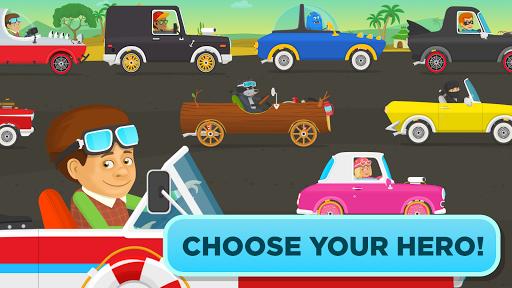 Garage Master - fun car game for kids & toddlers screenshot 5