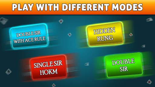 Court Piece - My Rung & HOKM Card Game Online screenshot 4