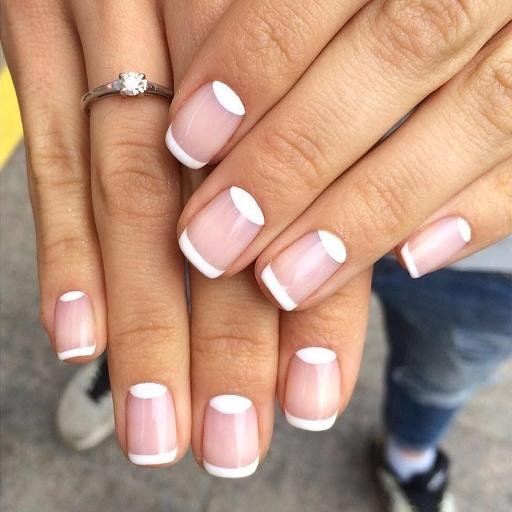French Nails أيقونة