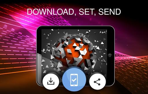 3D Wallpapers screenshot 9