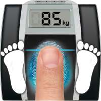 Weight Finger Scanner Prank icon