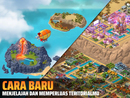 City Island 5 - Tycoon Building Offline Sim Game screenshot 21