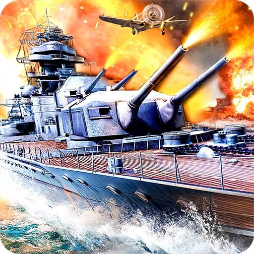 Warship Rising - 10 vs 10 Real-Time Esport Battle