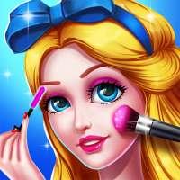 👧💄Alice Makeup Salon - Wonderland Fashion War on 9Apps