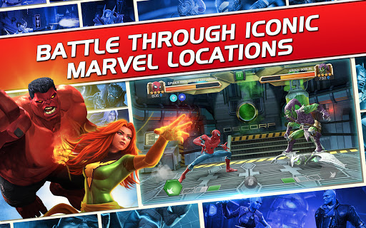 Marvel Contest of Champions स्क्रीनशॉट 4