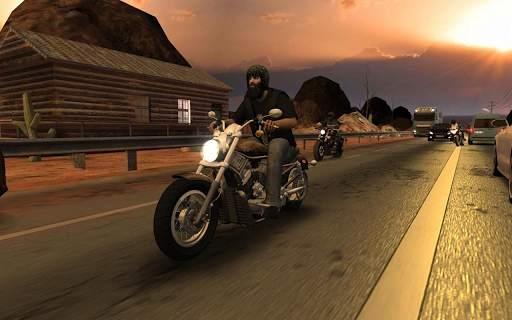 Racing Fever: Moto screenshot 26