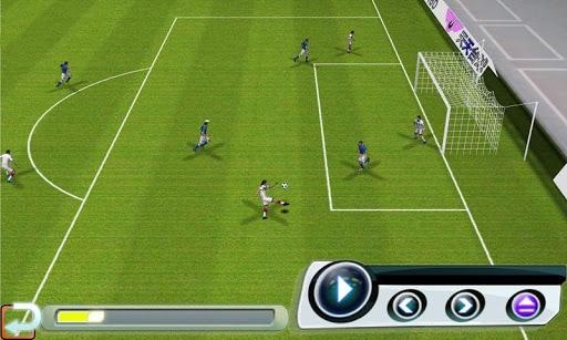 Winner Soccer Evolution 3 تصوير الشاشة
