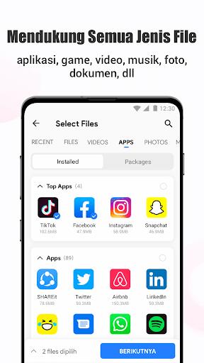 SHAREit: File Transfer,Sharing screenshot 5