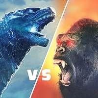 Monster Gorilla Attack-Godzilla Vs King Kong Games on APKTom