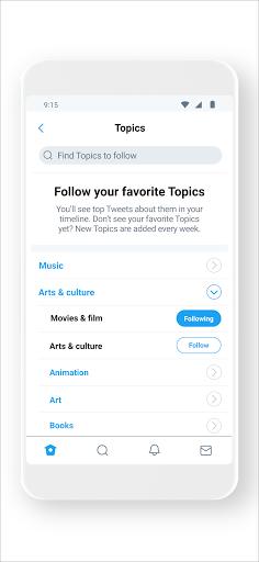 Twitter - ทวิตเตอร์ screenshot 3