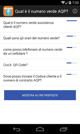 AQP Risponde screenshot 2