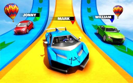 Car Games Stunt Driving: Racing Games Rush 2021 screenshot 1