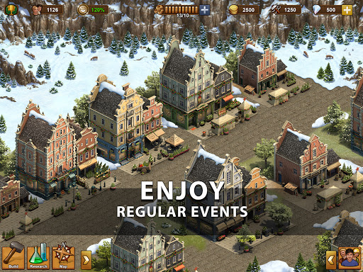 Forge of Empires: Build your City screenshot 7