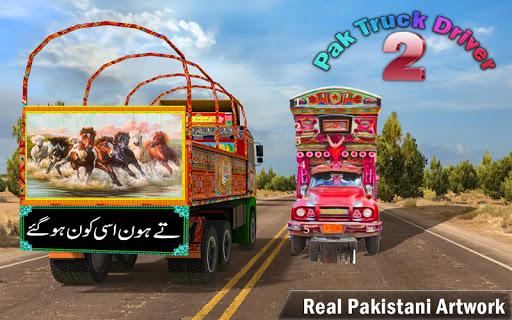 Pak Truck Driver 2 screenshot 2