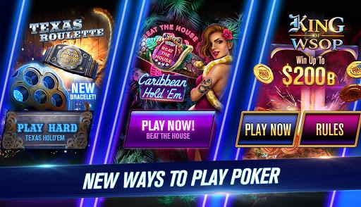 World Series of Poker WSOP Pokeren Gratis screenshot 4