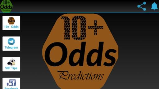10  Odds Predictions screenshot 3