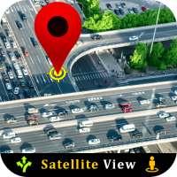 Live Satellite View GPS Map Travel Navigation on APKTom