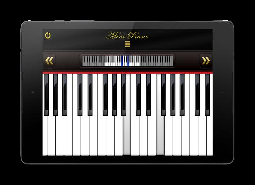 Mini Piano ® 6 تصوير الشاشة