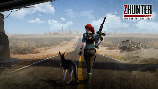Zombie Hunter: Survive the Undead Horde Apocalypse 1 تصوير الشاشة