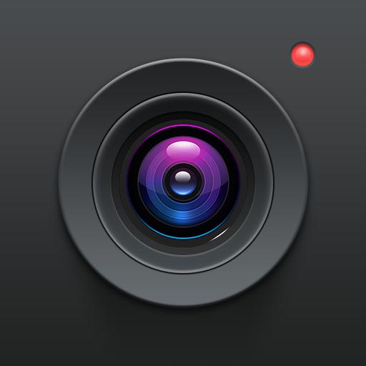 كاميرا HD أيقونة