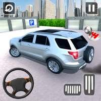 में गाड़ी पार्किंग खेल - प्राडो नया ड्राइविंग खेल on 9Apps