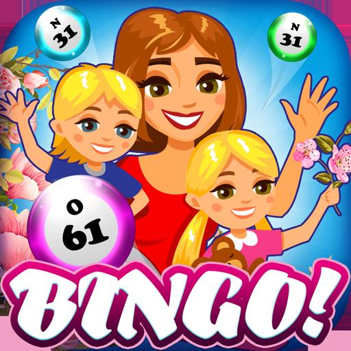 Mother's Day Bingo icon