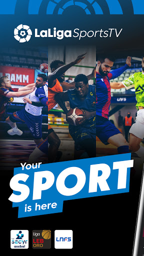 LaLiga Sports TV - Live Sports Streaming & Videos screenshot 1