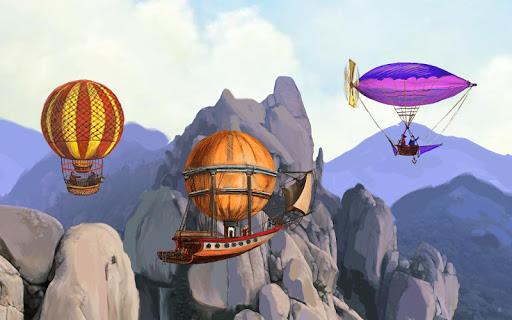 Flying World Live Wallpaper 16 تصوير الشاشة