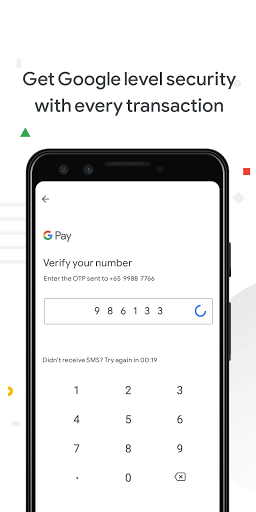 Google Pay - a simple and secure payment app 8 تصوير الشاشة