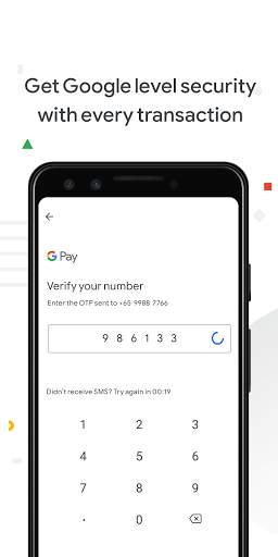 Google Pay - a simple and secure payment app screenshot 8