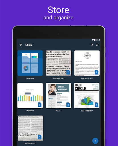 Scanner App for Me: Scan Documents to PDF screenshot 12