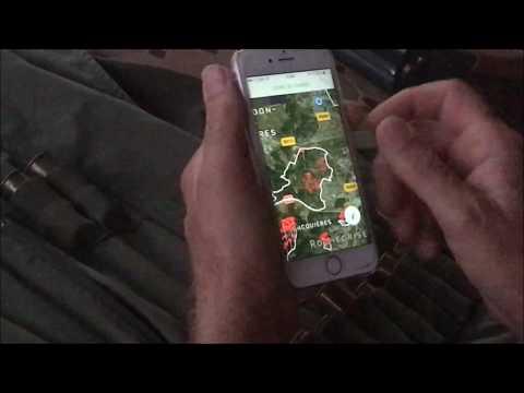 Hunting Map, the GPS for hunters screenshot 1