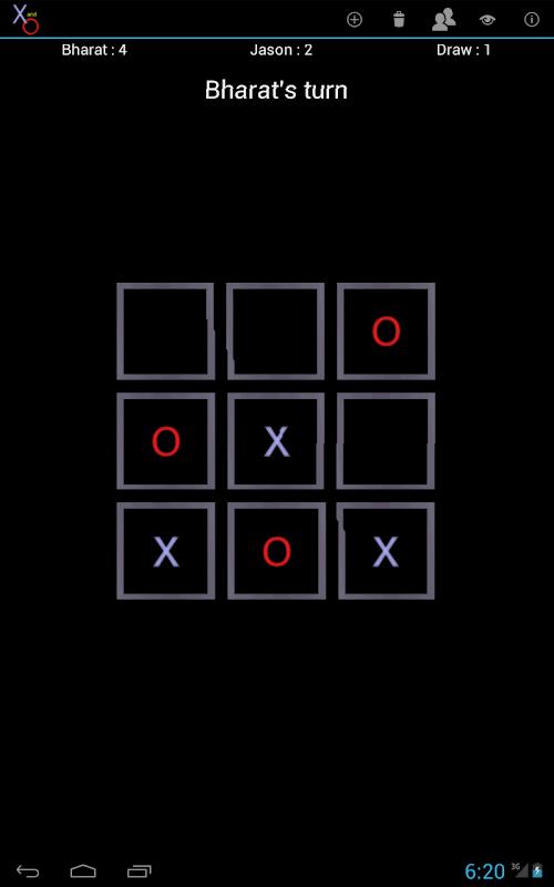 X and O screenshot 6