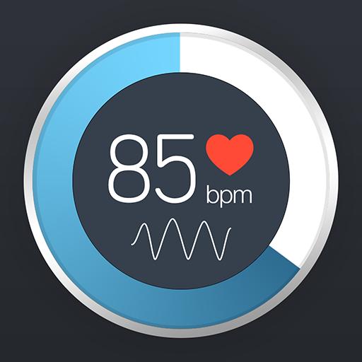 رصد معدل ضربات القلب الفورية أيقونة