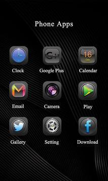 Think Theme - ZERO Launcher 3 تصوير الشاشة