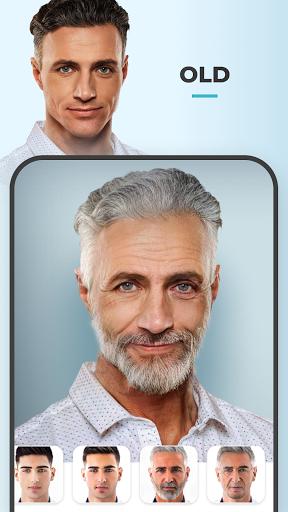 FaceApp - Face Editor, Makeover & Beauty App screenshot 2