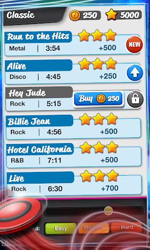 Rock Hero 5 تصوير الشاشة