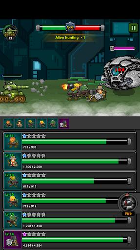 Grow Soldier - Idle Merge game 7 تصوير الشاشة