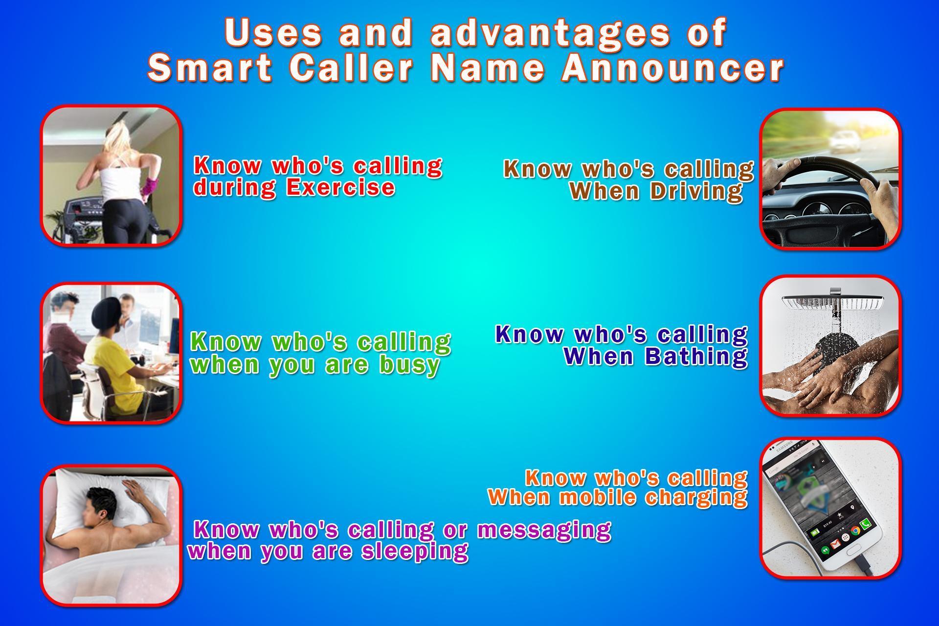 Caller Name Announcer - Speaker - Ringtone maker 11 تصوير الشاشة