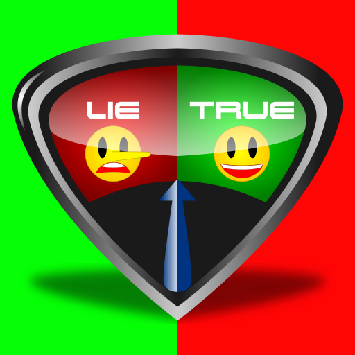 Lie Detector Face Test Simulator Prank icon