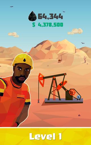 放置石油王:ガソリン工場シミュレーター screenshot 4