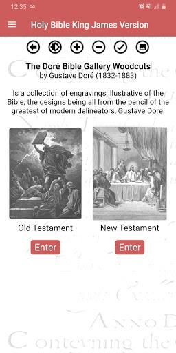 Holy Bible King James Version (Free) screenshot 5