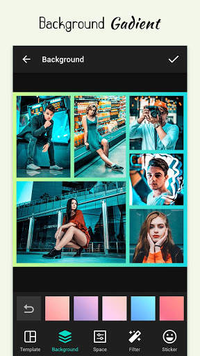 Photo collage, Photo frame screenshot 13