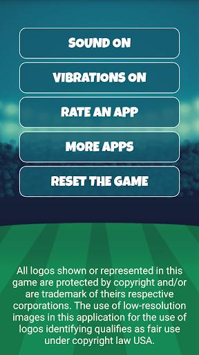 Soccer Clubs Logo Quiz 8 تصوير الشاشة